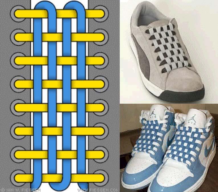 Ayakkabı bağları nasıl bağlanır: tavsiyeler