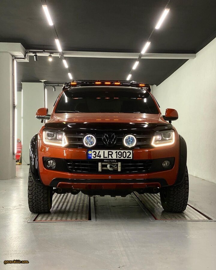 İslam AKSOY on Instagram_ _Volkswagen_in sevilen pickup modeli _amarok _u Aksoy Tuning farklı...jpg